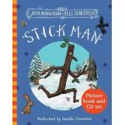 Stick Man (with CD) by Julia Donaldson