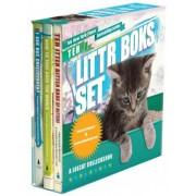 Teh Littr Boks Set by Professor Happycat