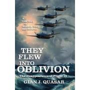 They Flew Into Oblivion by Gian J Quasar