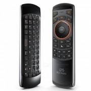 RII RT-MWK25 2.4G inalambrico USB raton de aire teclado para samsung - negro