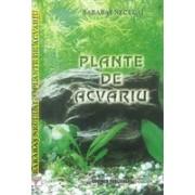 Plante de acvariu.