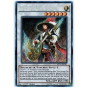 Yu-Gi-Oh! - Virgil, Rock Star of the Burning Abyss (MP15-EN187) - Mega Pack 2015 - 1st Edition - Secret Rare by Yu-Gi-Oh!