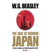 The Rise of Modern Japan, 3rd Edition: Political, Economic, and Social Change Since 1850
