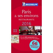 2016 Red Guide Paris by Michelin Travel & Lifestyle