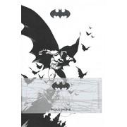 Moleskine Batman Notebook: White, Large, Ruled