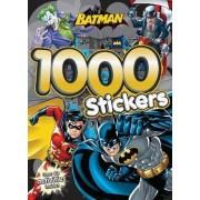 Batman 1000 Stickers by Parragon Books Ltd