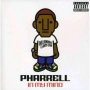 Pharrell - In My Mind (Explicit) (0094634615426) (1 CD)