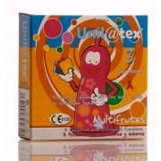Preservativos Multifrutas Unil@tex (3 Un)