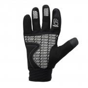 ICON Cyklistické rukavice hřejivé s dlouhými prsty vel.XL Spokey