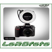 Lampa LED makro Aputure HALO HC100 wersja Canon