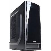 Zalman T2 Plus - Mini-Tower USB3 - Black