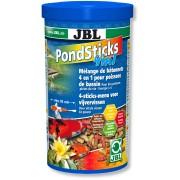 Mancare pentru pesti JBL Pond Stiks 4in1