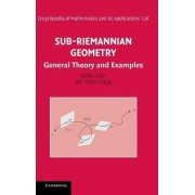 Sub-riemannian Geometry by Ovidiu Calin