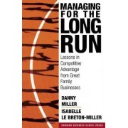 Managing for the Long Run by Danny Miller