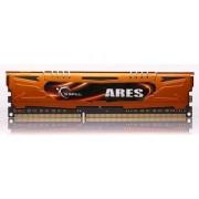G.SKILL DDR3 8GB / 1600 CL9 G.Skill KIT (2x4GB) 8GAO ARES (LowP) - F3-1600C9D-8GAO (G41322)