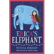 Erica's Elephant by Ashley King