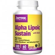 Alpha Lipoic Sustain 300mg - Jarrow Formulas Longeviv.ro
