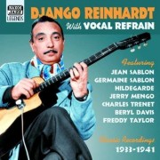 Django Reinhardt - With Vocals 1933-1941 (0636943282120) (1 CD)