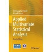 Applied Multivariate Statistical Analysis 2015 by Wolfgang Karl H