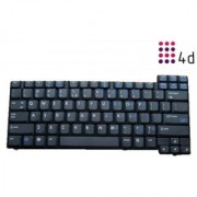 4d - Replacement Laptop Keyboard for HP-NX7400