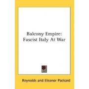Balcony Empire by Reynolds Packard