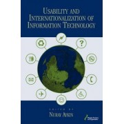 Usability and Internationalization of Information Technology by Nuray Aykin