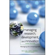 Managing Research, Development and Innovation by Ravi Jain