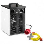 Elektrikli Isitici TDS 30 + Profesyonel Uzatma Kablosu 20 m / 400 V / 2,5 mm² (CEE 16 A)