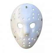 Hockey Mask - White
