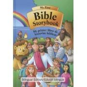 My First Bible Storybook/Mi Primer Libro de Historias Biblicas by Michael Burghof