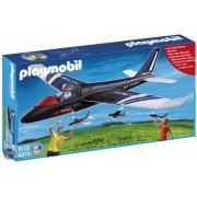 Playmobil Zweefvlieger Jet-Team - 4215