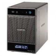 NETGEAR READYNAS ULTRA 4 WITH ISCSI 4TB(2X2TB HDD)