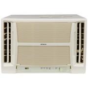 Hitachi 1.5 Ton 5 Star Window AC (RAV518HUD Summer QC, White)