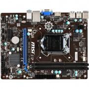 Placa de baza MSI H81M-E33 Intel LGA1150 mATX