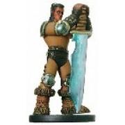 D & D Minis: Half Giant Psychic Warrior # 17 Giants Of Legend