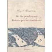 Strain prin Europa. Buimac pe cinci continente - Virgil Nemoianu