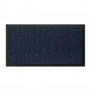 Deurmat Saphir - gemêleerd blauw - 90x150cm, Astra