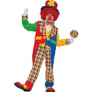 CLOWN ON THE TOWN CHILD LG 12
