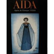 Programme Aida De Giuseppe Verdi À Bercy En 1993