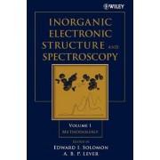 Inorganic Electronic Structure and Spectroscopy: Methodology v. 1 by Edward I. Solomon