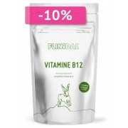 Vitamine B12 zuigtablet Maand - 10%