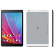 Tableta Huawei MediaPad T1 10 : 9.6 inch, Android 4.4.4, Quad-core 1.2 GHz, 16GB, 1GB RAM, Wi-Fi, 5MP / 2MP - Silver