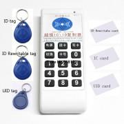 NFC IC ID Copier Duplicator Cloner RFID reader writer 13.56Mhz 125khz 250khz 375khz 500khz 625khz 750khz 875khz 1Mhz