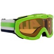 Alpina Ruby - Lunettes de protection Enfant - SH/S1 vert/blanc Masques