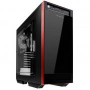 Carcasa In Win 503 Black Red