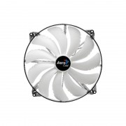 Ventilator Aerocool Silent Master White LED 200 mm