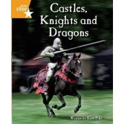 Clinker Castle Orange Level Non-Fiction: Castles, Knights and Dragons Single by Lisa Thompson