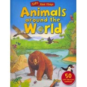 Animals Around the World by Anthony Lewis