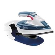 Calor FV9960C0 Freemove Fer à Repasser Vapeur sans Fil Bleu 2400 W