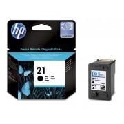 HP Cartus inkjet original, negru hp 21 (c9351ae)